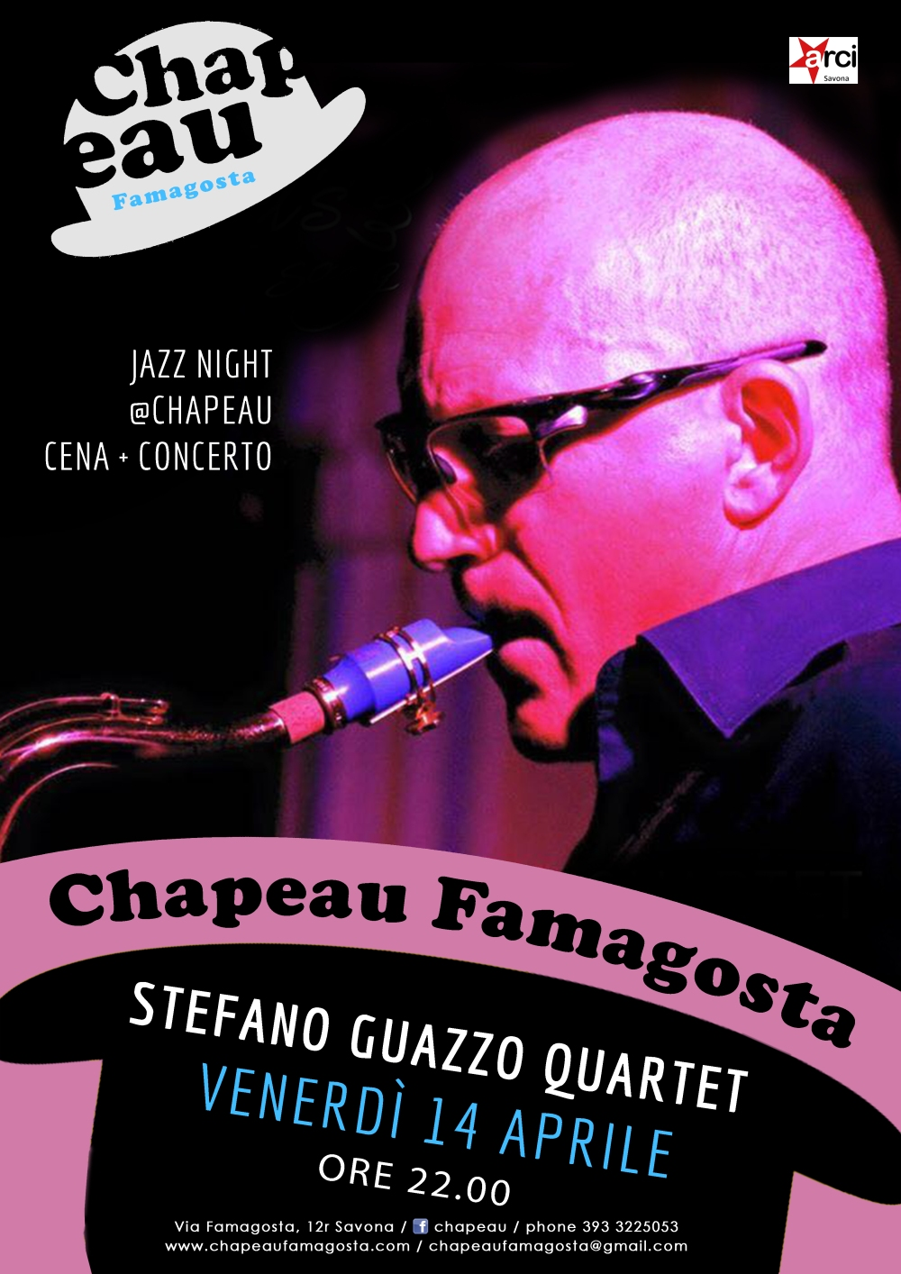 jazz 14 aprile