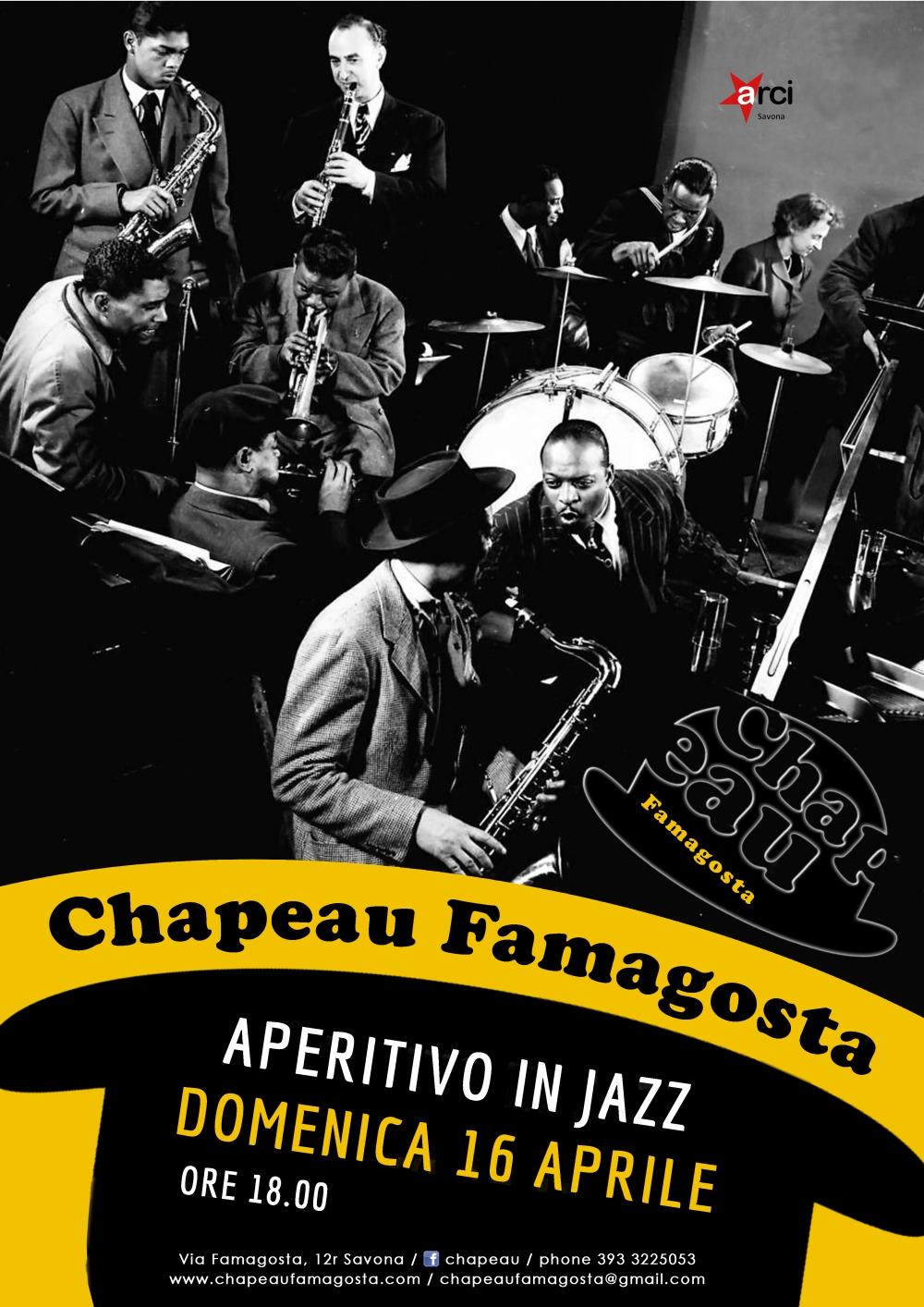jazz 16 aprile